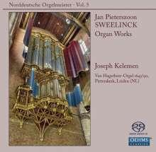 Jan Pieterszoon Sweelinck (1562-1621): Orgelwerke, Super Audio CD