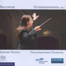 Anton Bruckner (1824-1896): Symphonie f-moll (1863), Super Audio CD