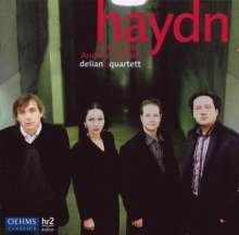 Joseph Haydn (1732-1809): Streichquartette Nr.37 & 78, CD