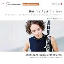 Bettina Aust - Deutscher Musikwettbewerb, Preisträgerin 2015, CD