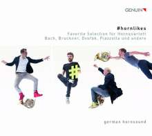 German Horn Sound - Hornlikes, CD