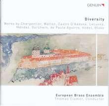 European Brass Ensemble - Diversity, CD