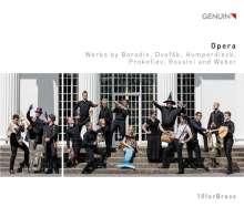 10forBrass - Opera, CD