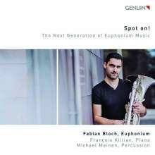 Fabian Bloch - Spot on!, CD