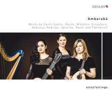 sixty1strings - Ambaraba, CD