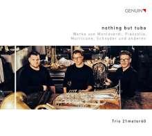 Trio 21meter60 - Nothing but tuba, CD