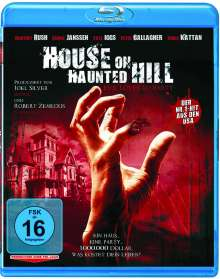 House On Haunted Hill (Blu-ray), Blu-ray Disc