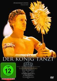 Der König tanzt, DVD