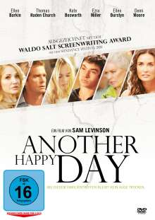 Another Happy Day, DVD