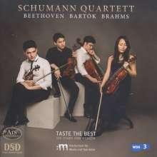 Schumann Quartett - Beethoven/Bartok/Brahms, SACD