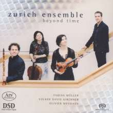 Zurich Ensemble - Beyond Time, Super Audio CD