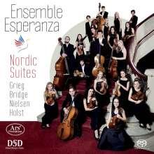 Ensemble Esperanza - Nordic Suites, Super Audio CD