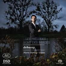 Claude Debussy (1862-1918): Preludes Heft 1, Super Audio CD