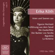 Legenden des Gesanges Vol.9 - Erika Köth, CD