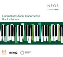Darmstadt Aural Documents Box 4 - Pianists, 7 CDs