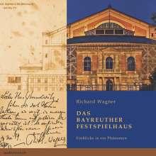 Frank Piontek: Richard Wagner - Das Bayreuther Festspielhaus, CD