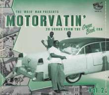Motorvatin Vol. 2: Songs From The Green Book Era, CD