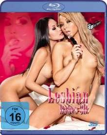Lesbian Babes (3D Blu-ray), Blu-ray Disc