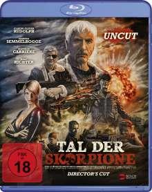Tal der Skorpione (Blu-ray), Blu-ray Disc