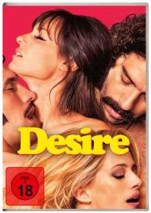 Desire, DVD