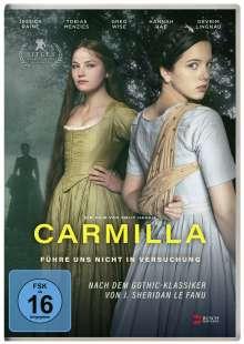 Carmilla, DVD