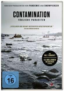 Contamination - Tödliche Parasiten, DVD