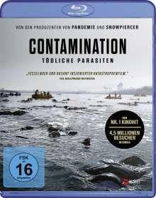 Contamination - Tödliche Parasiten (Blu-ray), Blu-ray Disc