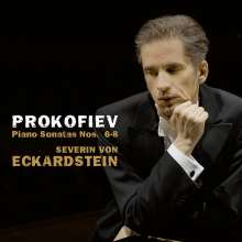 Serge Prokofieff (1891-1953): Klaviersonaten Nr.6-8, CD