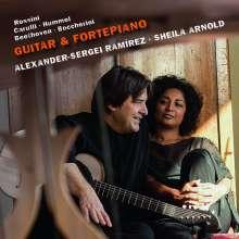 Musik für Gitarre & Hammerflügel, CD