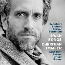 Christian Immler - Schwanengesänge / Swan Songs, CD