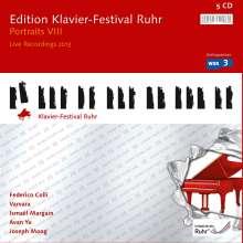 Edition Klavier-Festival Ruhr Vol.32 - Portraits VIII 2013, 5 CDs