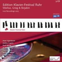 Edition Klavier-Festival Ruhr Vol.34 - Live Recordings 2015, 3 CDs