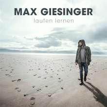 Max Giesinger: Laufen lernen, CD