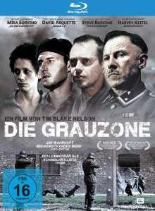 Die Grauzone (Blu-ray), Blu-ray Disc