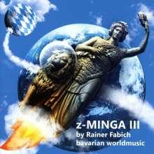 Rainer Fabich: Z-Minga III, CD