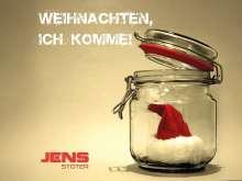 Jens Stöter: Weihnachten Ich Komme!, CD