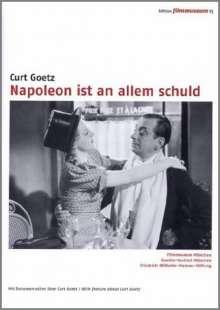 Napoleon ist an allem Schuld, DVD