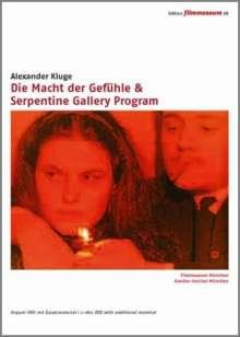 Die Macht der Gefühle / Serpentine Gallery, 2 DVDs