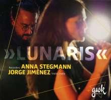 Anna Stegmann & Jorge Jimenez - Lunaris, CD