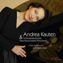 Andrea Kauten - Clara Schumann & Zeitgenossen, CD