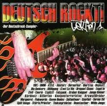 Deutsch rockt! Lektion 1, 2 CDs