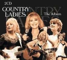 Country Ladies: The Album, 2 CDs