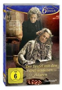 Sechs auf einen Streich - Der Teufel mit den drei goldenen Haaren, DVD