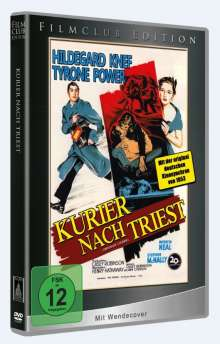 Kurier nach Triest, DVD