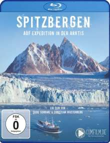 Spitzbergen - auf Expedition in der Arktis (Blu-ray), Blu-ray Disc