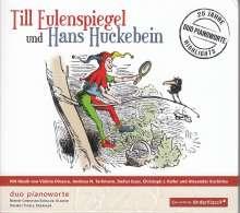 Till Eulenspiegel und Hans Huckebein, 2 CDs
