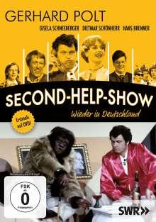 Gerhard Polt: Second Help Show - Wieder in Deutschland, DVD
