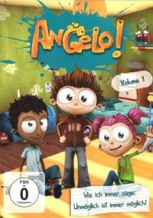 Angelo! Vol. 1, DVD