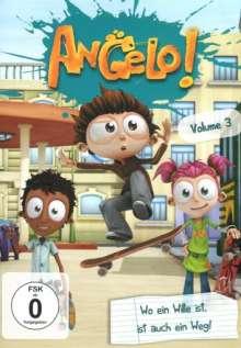 Angelo! Vol. 3, DVD