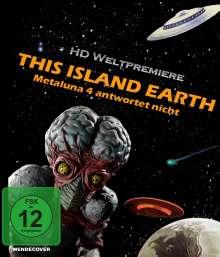 Metaluna 4 antwortet nicht (Special Edition) (Blu-ray), Blu-ray Disc